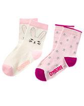 Bunny & Star Socks