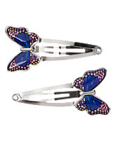 Butterfly Clips 2-Pack