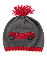Fire Truck Beanie