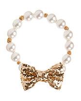 Faux-Pearl Bracelet