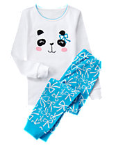 Panda 2-Piece Gymmies®