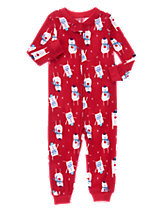 Polar 1-Piece Pajamas