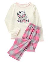 Bunny 2-Piece Sleep Set