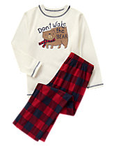 Bear 2-Piece Sleep Set