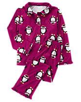 Penguin Pajama Set
