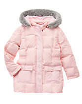 Poly-Filled Puffer Jacket