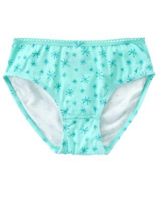 Snowflake Underwear
