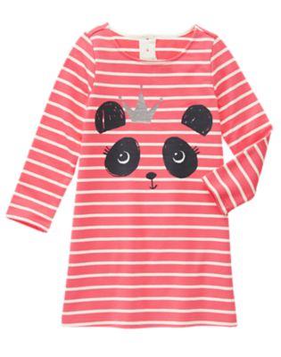 Panda Shift Dress