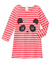 Panda Shift Dress