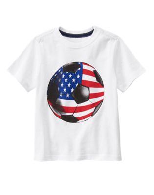 Soccer Star Tee