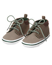 Canvas Crib Shoes