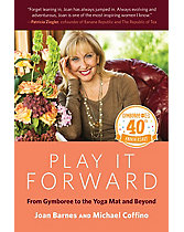 Play It Forward by Joan Barnes