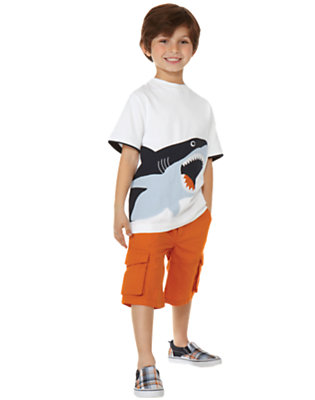 Shark Alert! Outfit by Gymboree