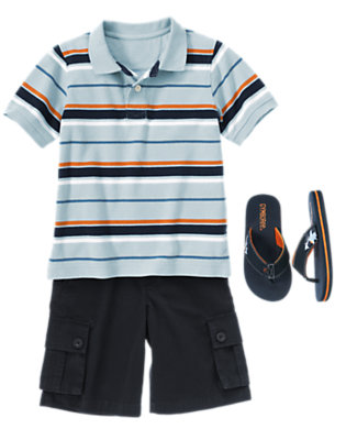Prepped for Summer Outfit by Gymboree
