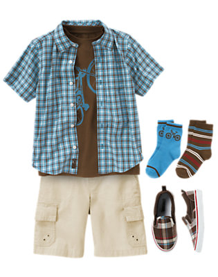 Boy's Tough Tyke Outfit by Gymboree