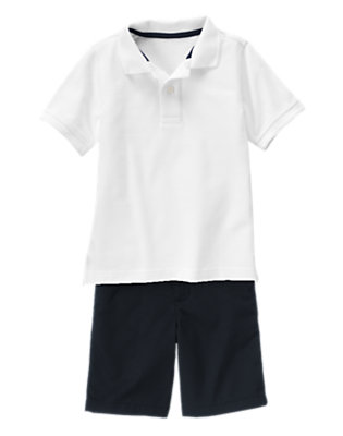 School Cool Outfit by Gymboree