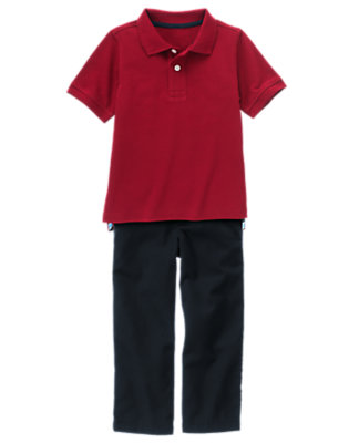 Honor Roll Outfit by Gymboree