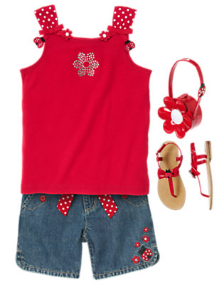 Glitter Girl Outfit by Gymboree