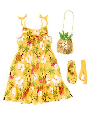 Tropical Princess Outfit by Gymboree