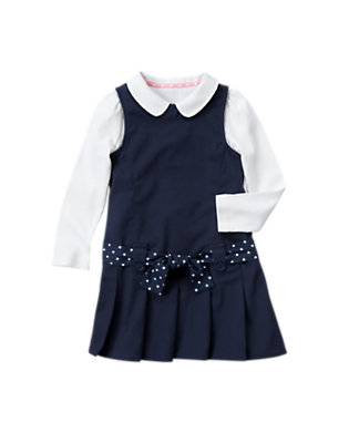 Head Of The Class Outfit by Gymboree
