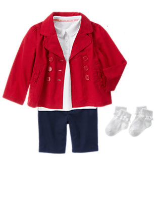 Make The Grade Outfit by Gymboree