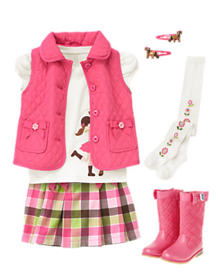 Glamour Pony Outfit by Gymboree