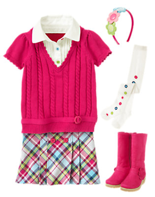 Smart and Sweet Outfit by Gymboree