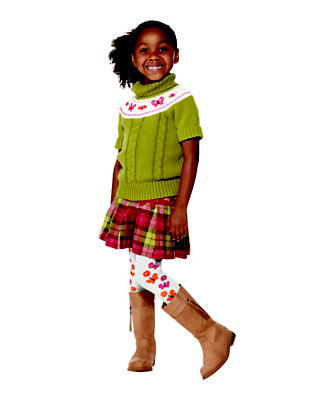 Preppy Butterfly Outfit by Gymboree