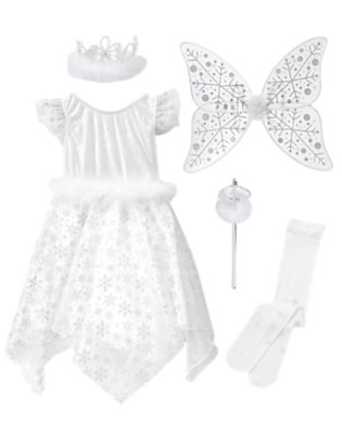 Winter Fairy Outfit by Gymboree