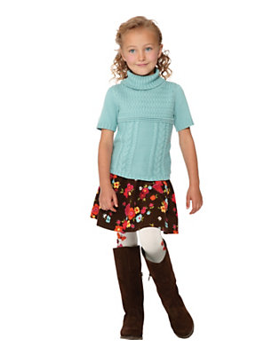 Fall Fashion Outfit by Gymboree