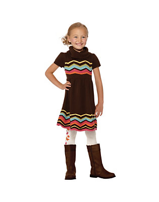 Girl's Zigzag Style Outfit by Gymboree