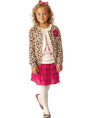 Ooh La Leopard Outfit by Gymboree