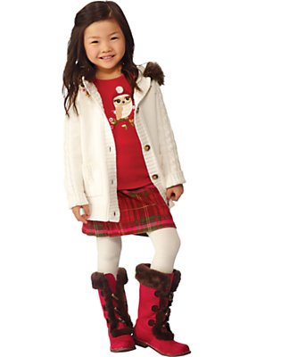 Stylishly Snug Outfit by Gymboree