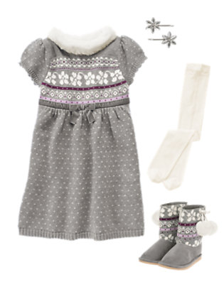 Sweater Sensation Outfit by Gymboree