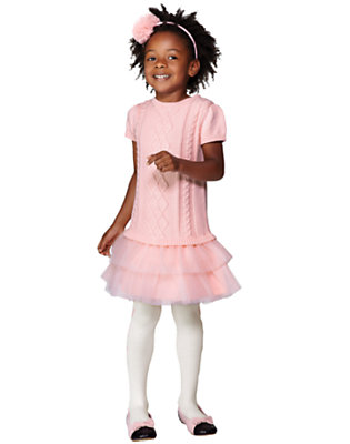Girl's Twirly In Tulle Outfit by Gymboree