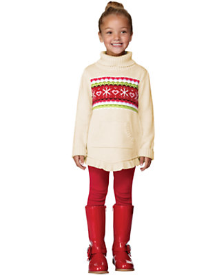 Fair Isle Sweetie Outfit by Gymboree