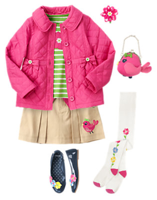 Sunshiny Days Outfit by Gymboree