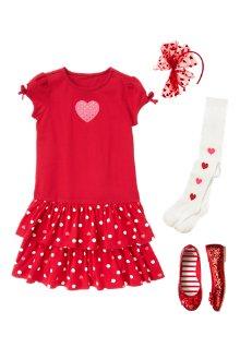 Twirly Valentine