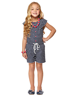 Girl's Spring Romp Outfit by Gymboree
