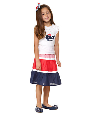 Girl's Sea Breeze Sweetie Outfit by Gymboree