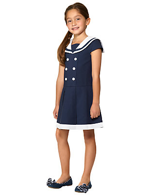 Girl's Sailor Girl Outfit by Gymboree