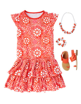 Flair For Fashion Outfit by Gymboree