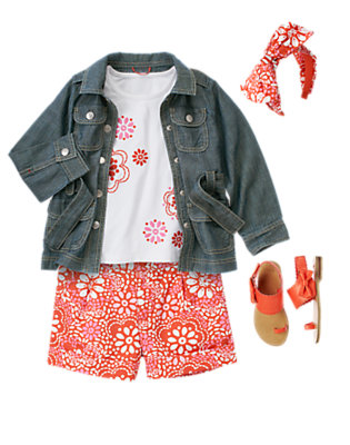 Faraway Traveler Outfit by Gymboree