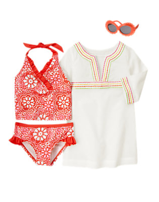 Beach Getaway Outfit by Gymboree