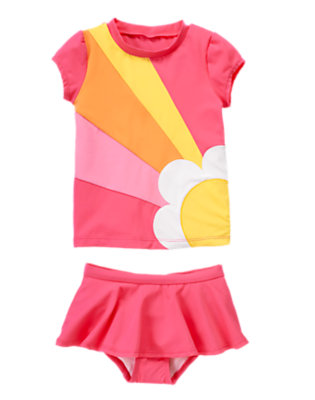 Girl's Sunshine Daisy Outfit by Gymboree