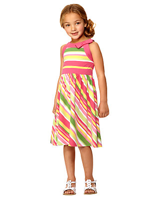 Stripes For Spring Outfit by Gymboree