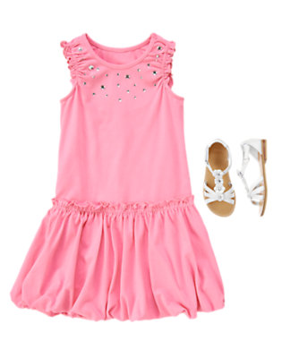 Girl's Sweet Sparkles Outfit by Gymboree