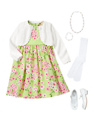 Spring Social Outfit by Gymboree