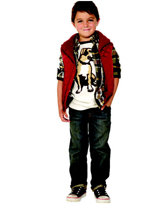 Top Dog Outfit by Gymboree
