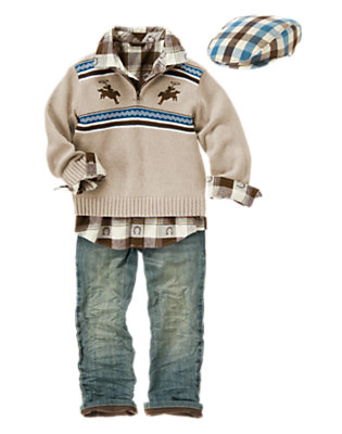 Style Wrangler Outfit by Gymboree